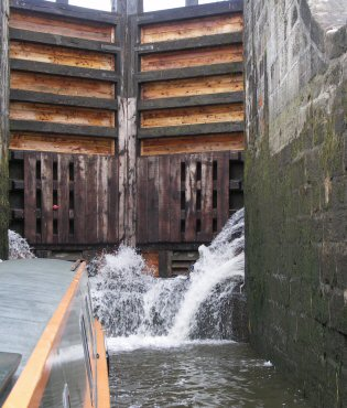 bingley Five Rise lock