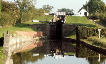 Frankton Locks