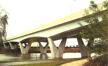 Peterboborough bridge